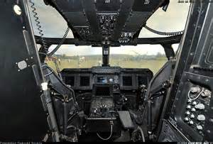 V 22 Osprey Aircraft Cockpit