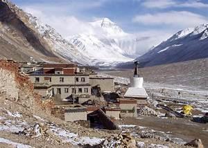 Rongbuk Monastery Rongbuk Monastery To Everest Base Camp