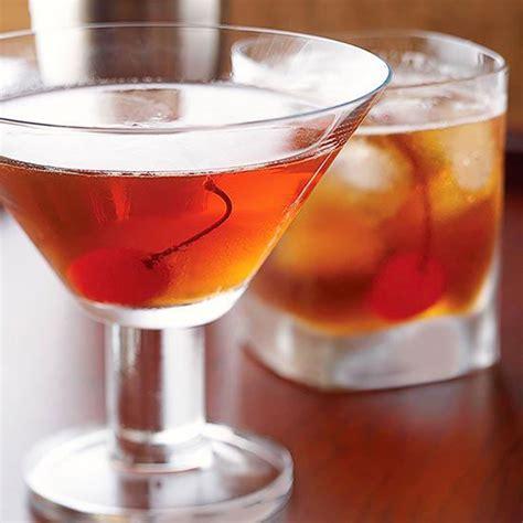 manhattan drink recipe classic manhattan cocktail recipe dishmaps