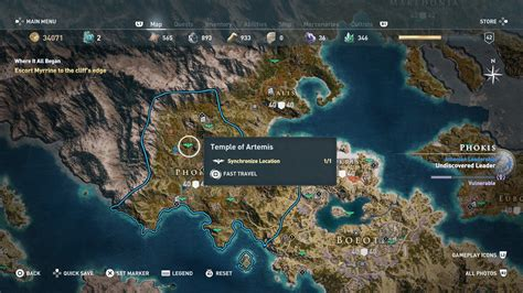 Assassins Creed Odyssey Artemis Armor Guide How To