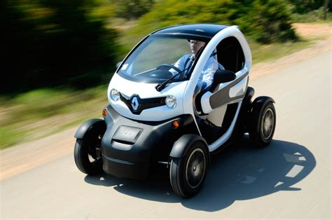 Renault Electric Car renault twizy electric car review evo