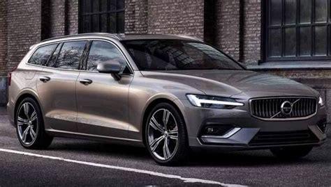 Volvo 2019 Station Wagon by 2019 Volvo V60 Wagon Revealed