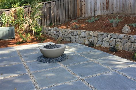 Paver Patio Ideas With Fire Pit by Featured Material Connecticut Bluestone Julie Orr Design