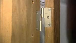 Moderniser Une Porte Intérieure Vitrée : faire et poser une porte vitr e youtube ~ Melissatoandfro.com Idées de Décoration
