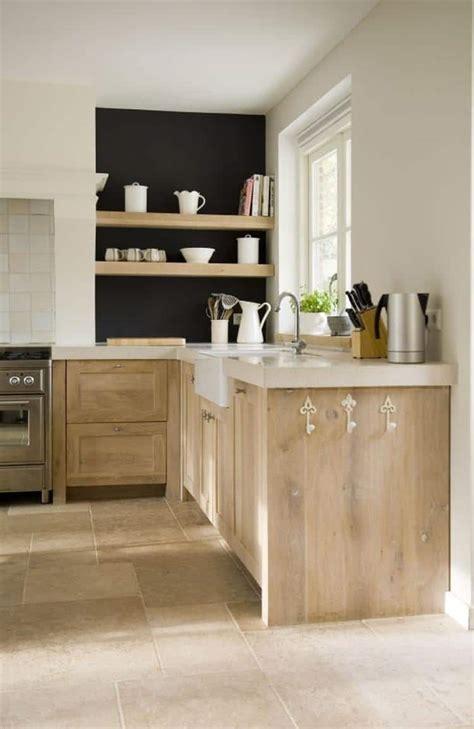 fresh   natural wood kitchen cabinets
