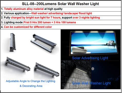2016 new best solar spot lights outdoor with high quality