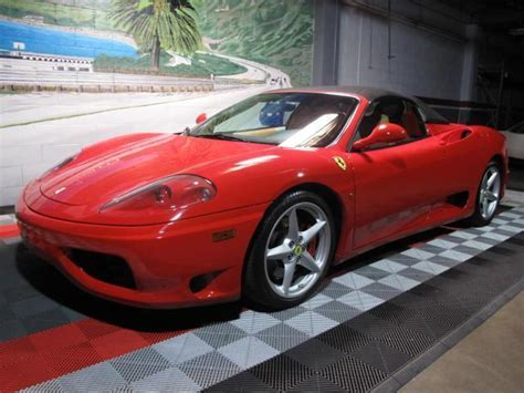 360 Modena Spyder by Used 2001 360 Modena Spider F1 At Aaa Motor Cars