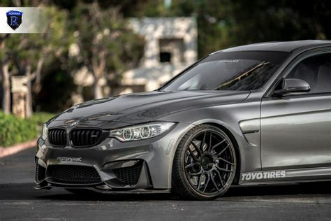 amazing m3 bmw rohana rfx7 rotary design looks amazing on a bmw m3 need