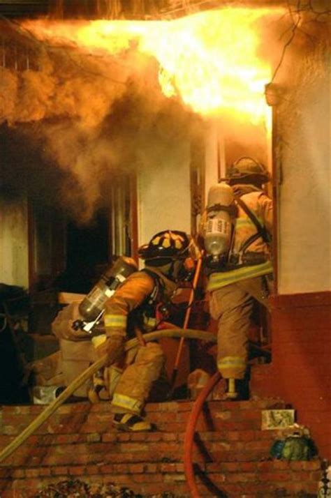 firefighters   extra mile   people  pics