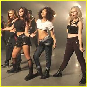 Little Mix: 'Move' Music Video – Watch Now! | Jade ...