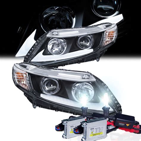 size of 2014 honda civic hid light autos post