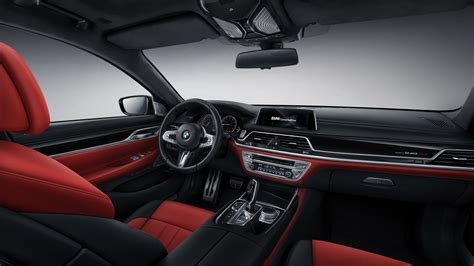 Bmw Up Display 2020 by 2020 Bmw 7 Series Black Edition Revealed For China