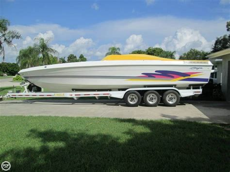 Fast Baja Boats by 1996 Baja 32 Outlaw Go Fast Boat Detail Classifieds