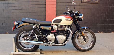 Triumph Bonneville T100 2019 by 34 New Triumph Motorcycles For Sale In Denver Erico