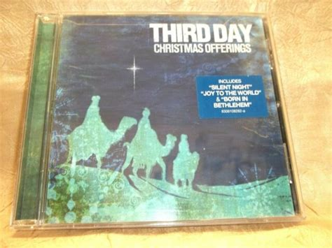 Christmas Offerings by Third Day CD 2006 Essential Records ...