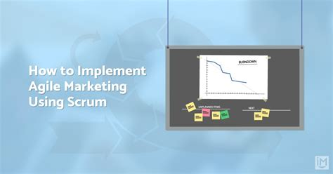 marketing via how to implement agile marketing using scrum