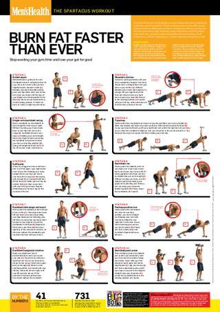 spartacus mens health workout  alex morais issuu