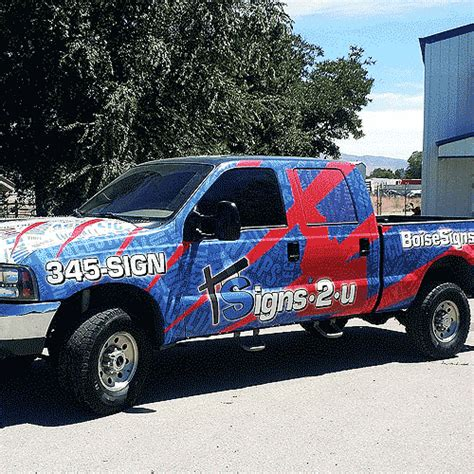 Car, Truck, Motorcycle & Semi Trailer Vehicle Wraps