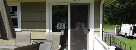 Majesty Gliding Wood Patio Door