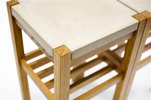Mobel Aus Beton Und Holz Die Neuesten Innenarchitekturideen