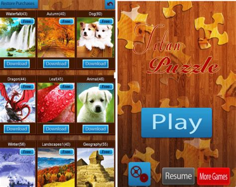 free puzzle for android top 7 free jigsaw puzzles for android users