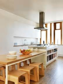 modern kitchen island table best 25 kitchen island table ideas on kitchen dining contemporary kitchens with