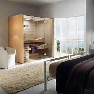 Zuhause Im Glück Badezimmer : minisauna im schlafzimmer mini sauna in der wohnung kleine sauna zuhause eine sauna in den ~ Watch28wear.com Haus und Dekorationen