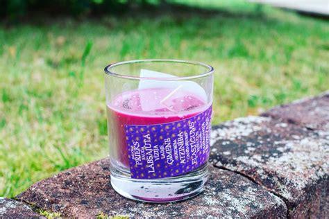 Violēta svece, simboliska nozīme - baudai un labsajūtai in 2020 | Glassware, Glass, Tableware