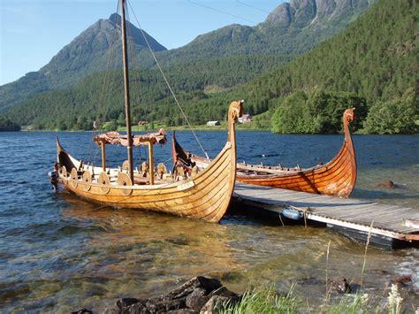 Viking Boats auld rasmie viking boats