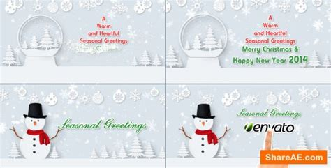 Christmas Wishes After Effects Templates by Videohive Christmas Wishes Text 187 Free After Effects