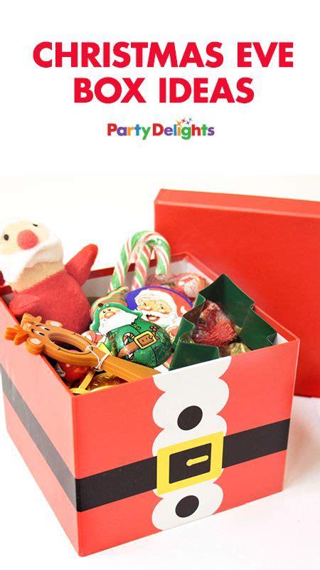 25 unique christmas eve box ideas on pinterest