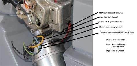 Wiper Wiring Mess Corvetteforum Chevrolet