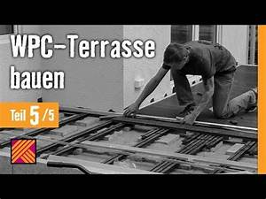 version 2013 wpc terrasse bauen kapitel 5 wpc dielen With wpc terrasse bauen