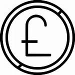 Pound Coin Icon Svg Onlinewebfonts