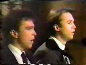 David and Shaun Cassidy-Blood Brothers - YouTube