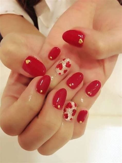 valentines nail designs 60 s day nail designs for 2015