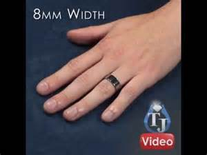 mens 6mm wedding band matching tungsten rings piatto flat wedding bands sizes 4mm 6mm 8mm