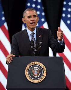 Barack Obama Photos Photos - Barack Obama Discusses His ...