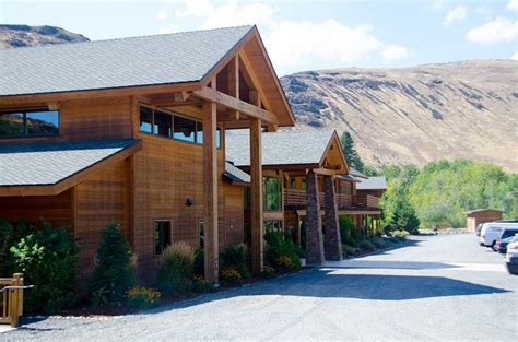 yakima river canyon lodge architecture house styles
