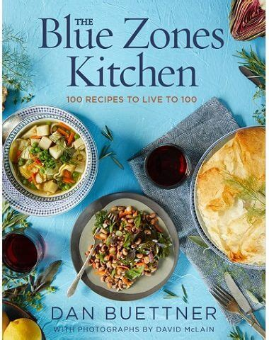blue zones kitchen  recipes