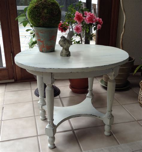 shabby chic l stand vintage plant stand chalk painted shabby chic table haute juice