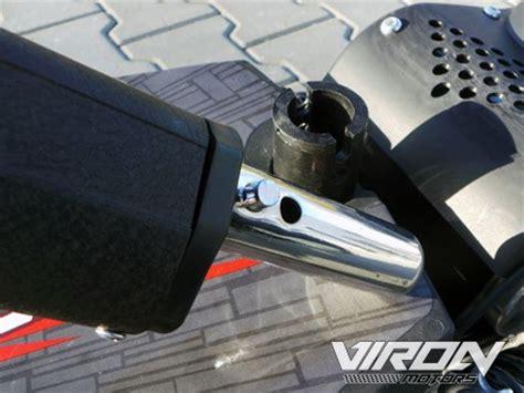 e bike drossel entfernen e scooter elektro roller mit 1000 watt 10 zoll reifen