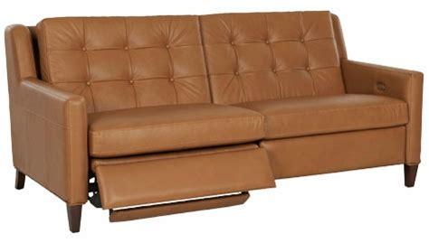 lowry mid century modern power wall hugger reclining loveseat