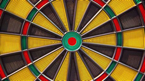 sports darts circle symmetry colorful wallpapers hd