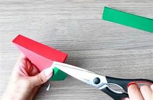 Faire Soi Meme Bricolage : elle d coupe du papier cartonn et forme un melon d eau ~ Premium-room.com Idées de Décoration