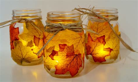 12 cool diy mason jar crafts to welcome fall shelterness