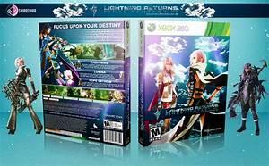 Lightning Returns FINAL FANTASY XIII Xbox 360 Box Art