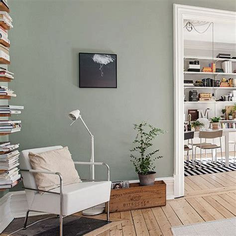 reasons  sage green   coolest  wall color