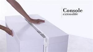 But Console Extensible : console extensible laurene but youtube ~ Teatrodelosmanantiales.com Idées de Décoration
