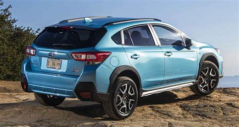 2019 Subaru Crosstrek by 2019 Subaru Crosstrek In Hybrid Consumer Reports